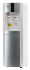 Кулер напольный SMixx 16 LD/E белый с серебром