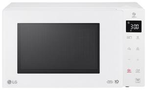 Микроволновая печь LG MB63R35GIH белый