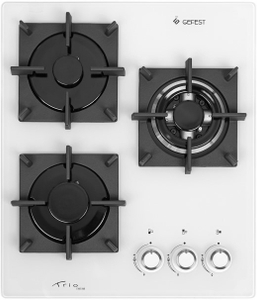 Газовая варочная панель GEFEST ПВГ 2100-01 К32 белый