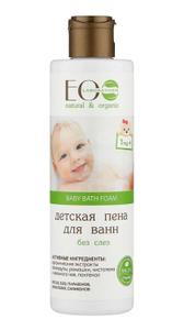 Пена для ванн детская Без слёз 250мл Ecolab
