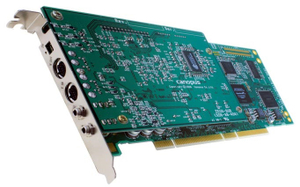 Canopus <NX-EXPKIT> EDIUS NX for HDV Expansion Kit(PCI, BNC/Audio RCA Out+BAY1394 In/Out, Video In/Out, Audio In/Out)