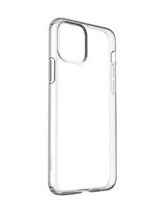 Накладка силиконовая Breaking для iPhone 11 (Прозрачный)