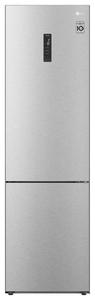 Холодильник LG GA-B509CAQM серебристый