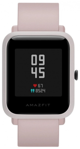 Смарт-часы Amazfit Bip S розовый