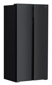 Холодильник Hyundai CS4505F черный