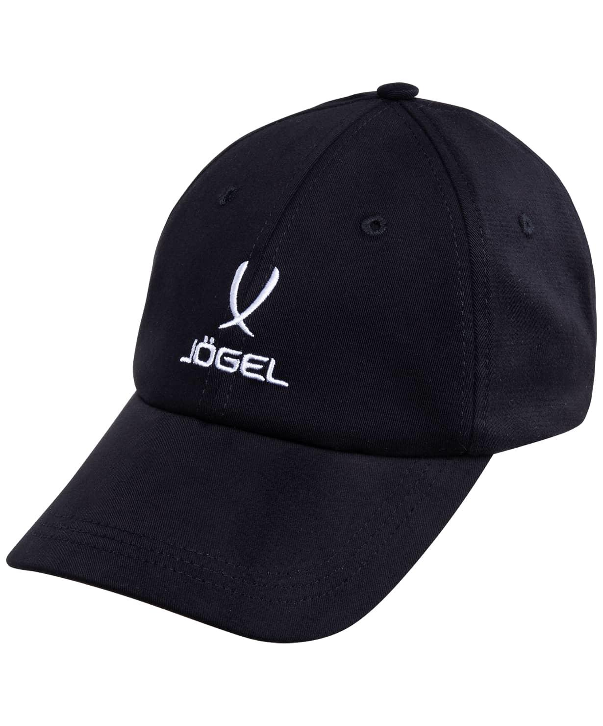 Бейсболка ESSENTIAL Classic Logo Cap, черный