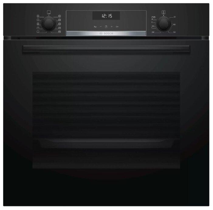 Духовой шкаф Bosch HBG517EB0R черный