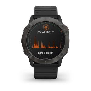 Смарт-часы Garmin Fenix 6X Pro Solar серый