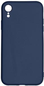 Чехол накладка Alwio для Apple iPhone XR синий