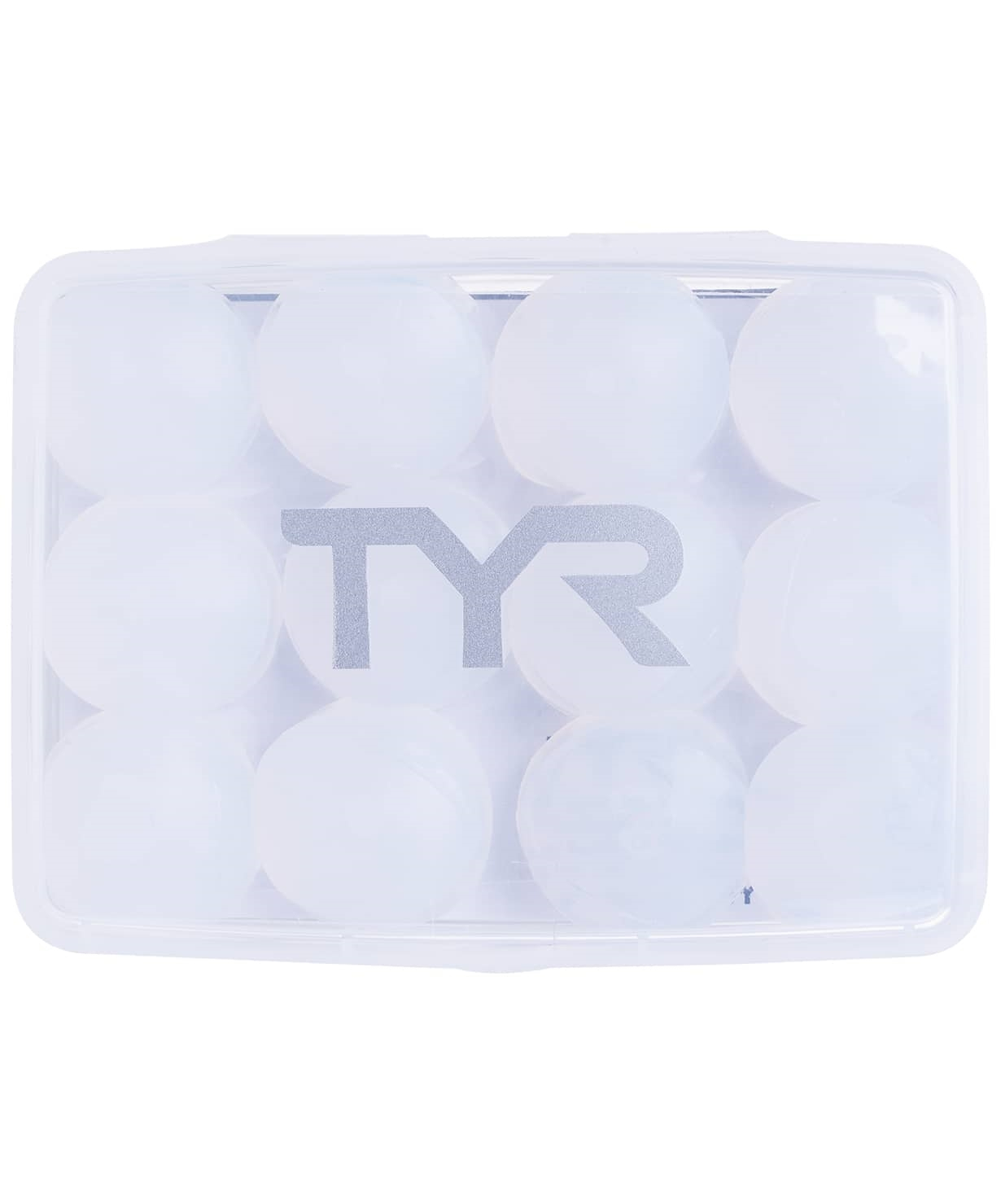 Беруши Soft Silicone Ear Plugs, LEP12PK/101, белый