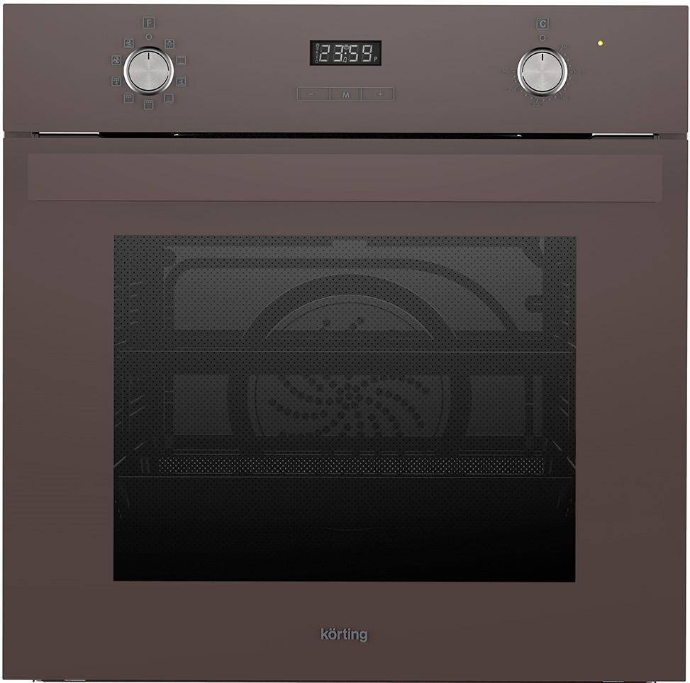 Духовой шкаф Korting OKB 591 CSGM коричневый