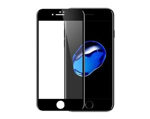 Ainy Защитное стекло (0,2мм) Apple iPhone 7/8 5D черное OEM