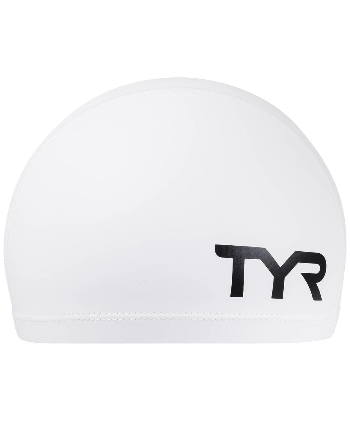 Шапочка для плавания Silicone Comfort Swim Cap, силикон, LSCCAP/100, белый