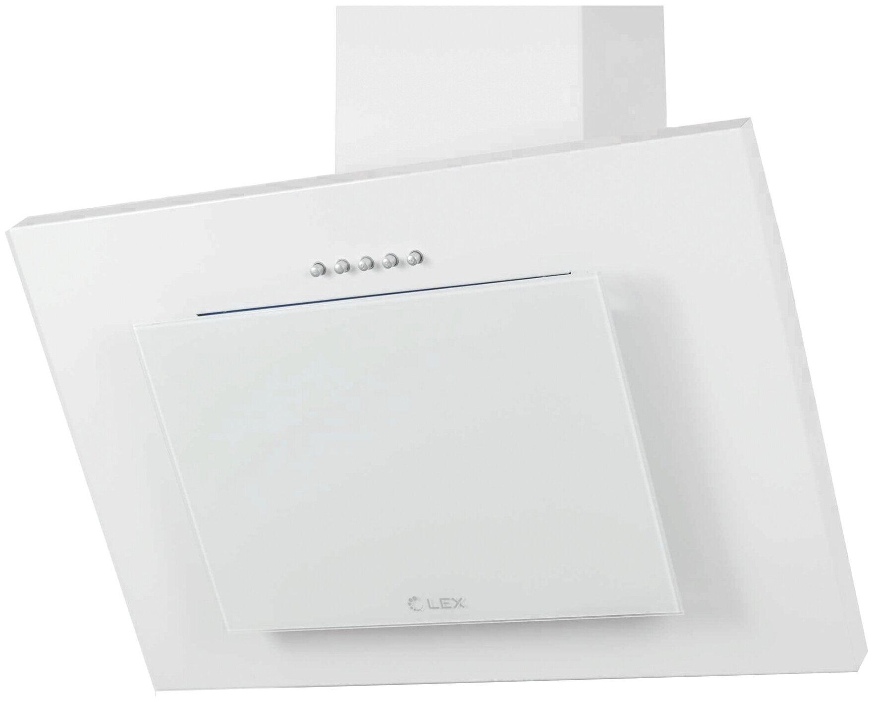 Вытяжка LEX Mini 600 белый