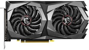 Видеокарта MSI GeForce GTX 1650 D6 GAMING X 4 Гб