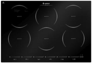 Индукционная варочная поверхность GEFEST ПВИ 4323 черный