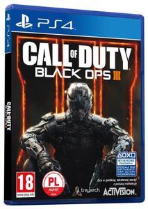 Игра на PS4  Call of Duty: Black Ops III [PS4, русская версия]