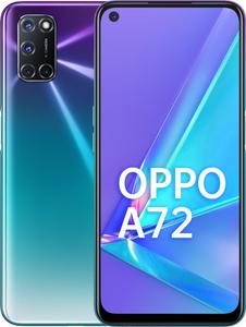 Смартфон OPPO A72 128 Гб фиолетовый