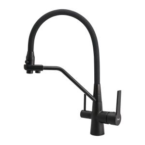 Смеситель для кухни с гибким изливом FRAP F4374-6