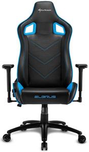 Кресло игровое Sharkoon Elbrus 2 черный