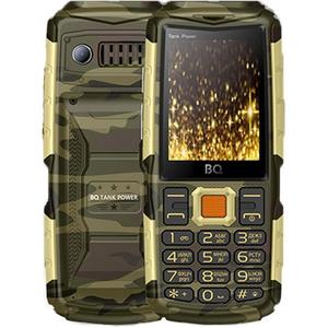 Сотовый телефон BQ 2430 Tank Power золотой