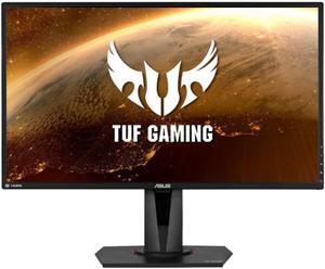 """Монитор Asus TUF Gaming VG27BQ 27"""" черный"""