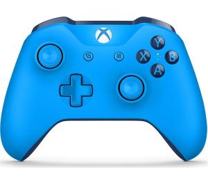 Аксессуар: Xbox One Беспроводной геймпад WLC - BLUE  (WL3-00020)