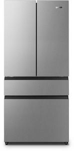 Холодильник Gorenje NRM8181UX серебристый
