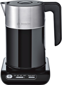 Чайник электрический Bosch TWK8613P черный