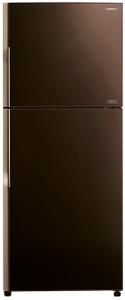 Холодильник Hitachi R-VG 472 PU8 GBW коричневый