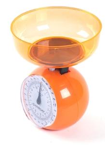 Кухонные механические весы Endever KS-518, Имеются царапины, нет чаши