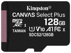 Карта памяти Kingston SDCS2/128GBSP 128 Гб