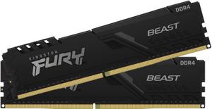 Оперативная память Kingston FURY [KF436C17BBK2/16] 16 Гб DDR4
