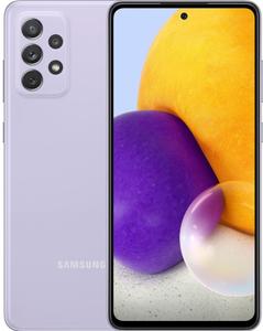 Смартфон Samsung Galaxy A72 256 Гб фиолетовый