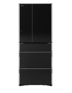 Холодильник Hitachi R-G 630 GU XK черный
