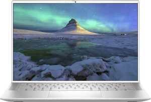 Ноутбук DELL Inspiron 7400 (7400-8532) серебристый