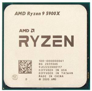 Процессор AMD Ryzen 9 5900X OEM