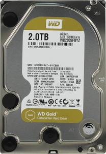Жесткий диск Western Digital Gold [WD2005FBYZ] 2 Тб