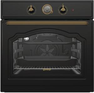 Духовой шкаф Gorenje BO7532CLB чёрный