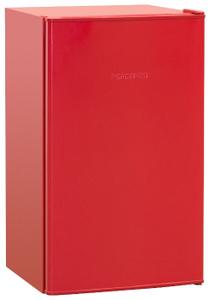 Холодильник Nordfrost NR 403 R красный