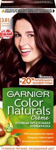 Краска для волос Color Naturals 3.61 Сочная Ежевика Garnier