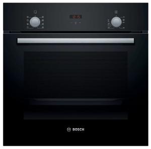 Духовой шкаф Bosch HBF512BA0R черный