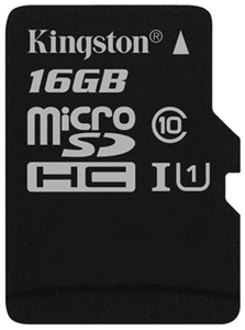 Карта памяти Kingston SDCS 16 Гб