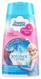 Пена для купания HAPPY MOMENTS 240мл Маленькая фея