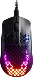 Мышь проводная SteelSeries Aerox 3 черный