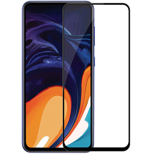 Защитное стекло Apple iPhone 11 5D Full Glass Lux черное