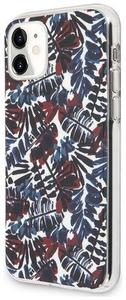 Чехол U.S. Polo Assn. для iPhone 11 PC/TPU Jungle Hard Blue