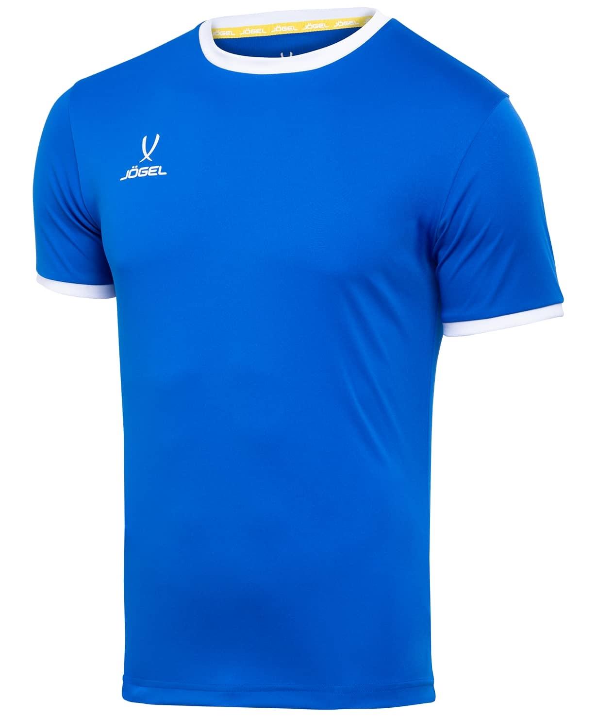 Футболка футбольная CAMP Origin JFT-1020-071-K, синий/белый, детская