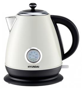 Чайник электрический Hyundai HYK-S4502 бежевый