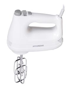 Миксер ручной Hyundai HYM-H4301 белый